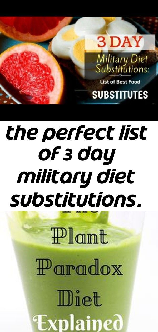 3 day military diet substitutions for grapefruit
