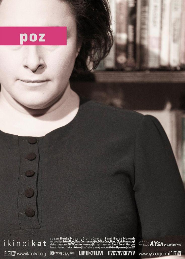poz / 2014 / ikinci kat karaköy
