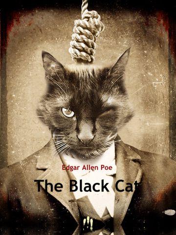 The balck cat edgar allan poe