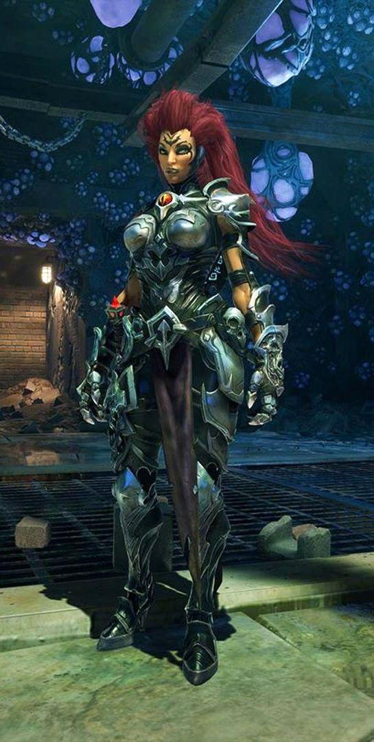 Xbox One digital preorders open for Darksiders III video
