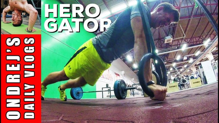 "Travel WODs: http://ift.tt/2bc8bsG Previous vid: https://www.youtube.com/watch?v=N6jTdSNf6GM  Hero WOD ""Gator""  Eight rounds for time of: 185 pound Front squat 5 reps 26 Ring push-ups  ""U.S. Army Specialist Christopher ""Gator"" Gathercole 21 of Santa Rosa California assigned to 2nd Battalion 75th Ranger Regiment based in Fort Lewis Washington was killed by enemy fire on May 26 2008 in Ghazni Afghanistan. He is survived by his brother Edward sisters Jennifer Daly and Sarah Ferrell father…"