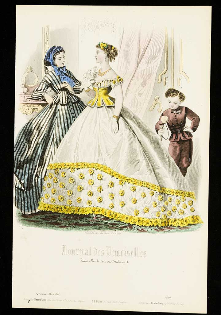Buy online, view images and see past prices for 38 FASHION PLATES, PARIS, 1860s. Invaluable is the world's largest marketplace for art, antiques, and collectibles.