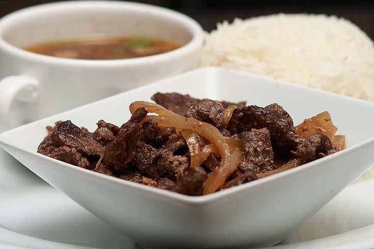 Ingredients: ½ k. beef, sliced into ½ – inch thick slices 3 pcs. Onions ¾ cup soy sauces 2 pcs. Calamansi, juice only Cooking oil Cooking Instructions: Marinate the beef in soy sauce and calamansi for at least 15 minutes( Continue reading →