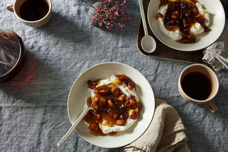 Sweet Roasted Chestnuts with Vanilla and Fennel recipe on Food52