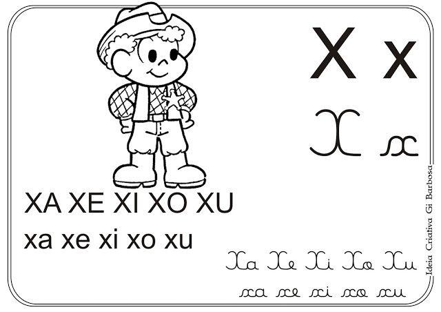 Alfabetos Ideia Criativa Silabario Turma Da Monica Pra Colorir Turma Da Monica Atividade Alfabeto Educacao Infantil Leitura Para Alfabetizacao