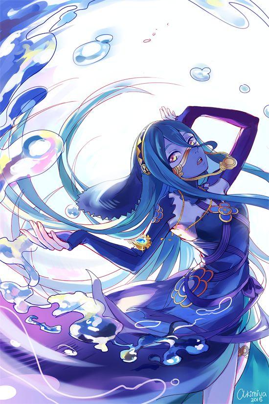 Fire Emblem Fates: Nohr Aqua by Akimiya on DeviantArt