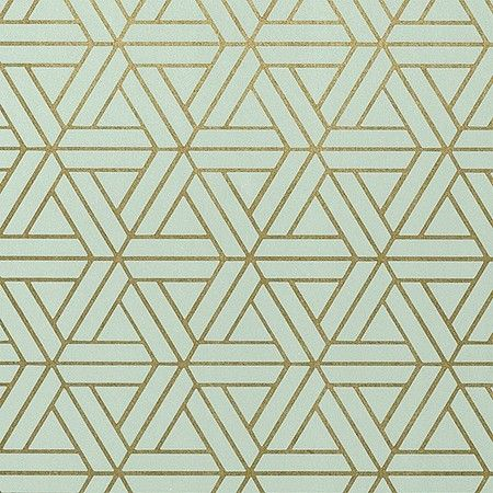 Behang Medina Geometric WallpaperArt Deco