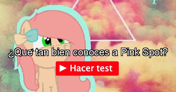 Conoces a mí? Sí? MLP Test Pony