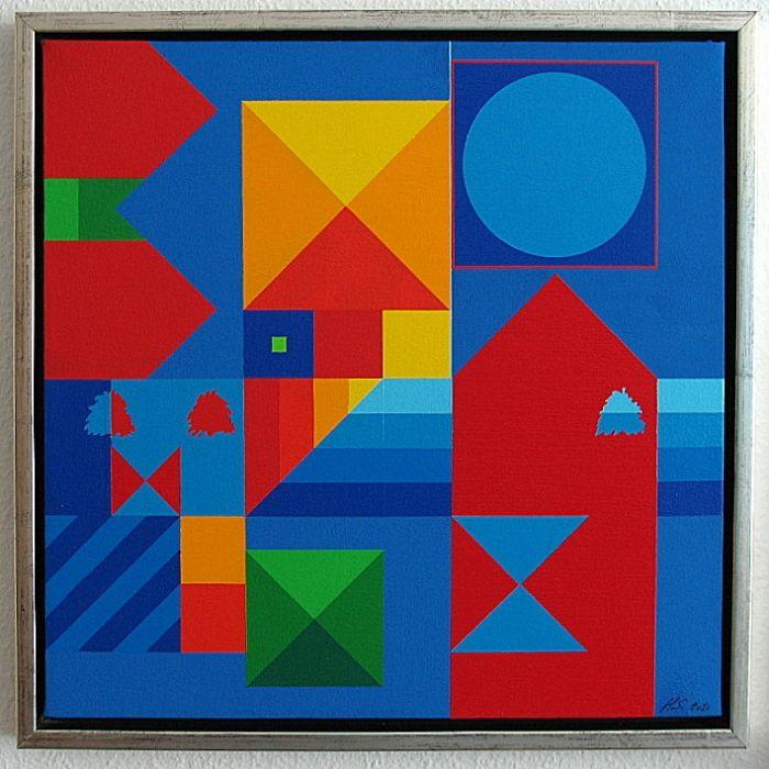Henrik Schmidt || Kunst2100 || Østerbro kunstnere