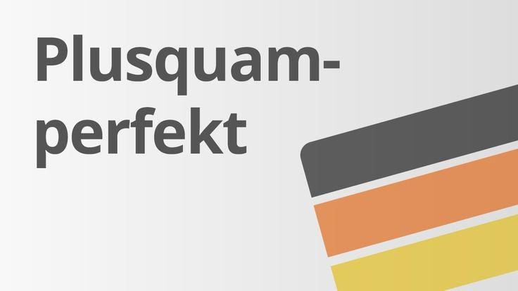 Урок 47: Plusquamperfekt. Плюсквамперфект. Предпрошедшее время. Немецкий...