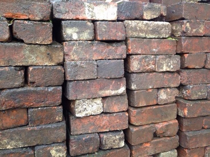 17 Best Images About Recycled Bricks On Pinterest