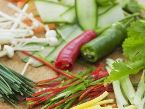Il taglio delle verdure-preview