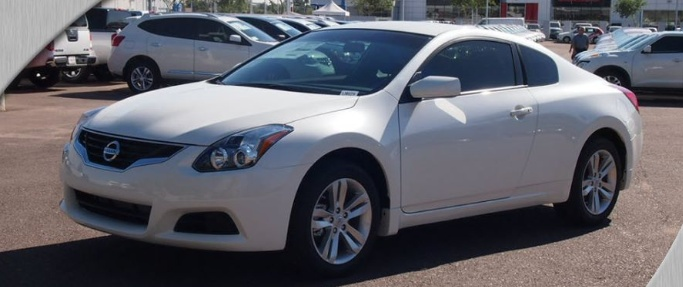Special APR financing on 2013 Nissan Altima Coupe! https://www.facebook.com/events/474732509261313/