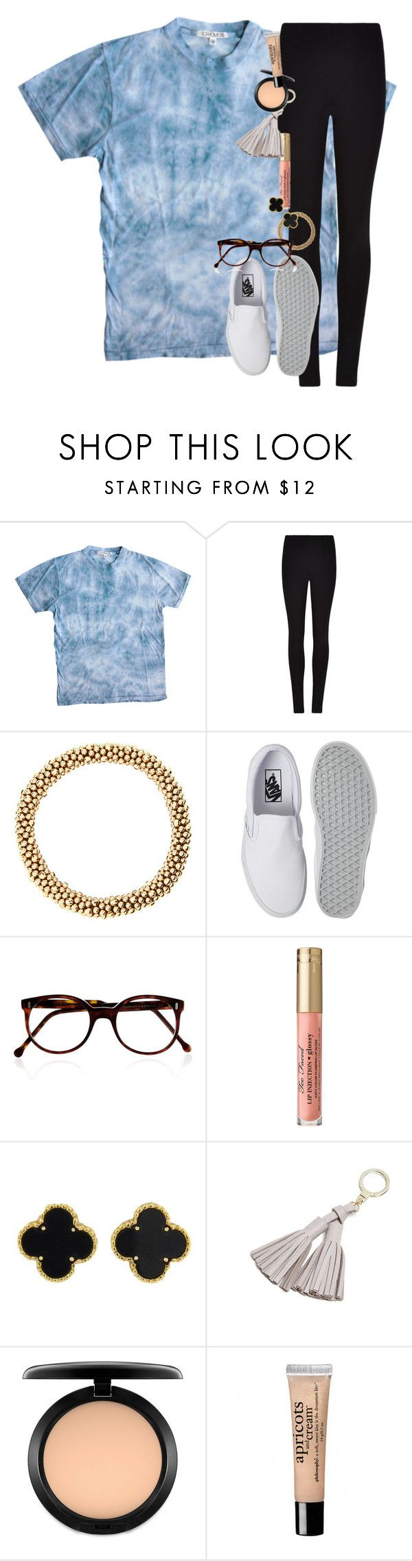 """Been sooo inactive!! "" by erinlmarkel ❤ liked on Polyvore featuring Sophomore, Winser London, Vans, Cutler and Gross, Van Cleef & Arpels, Kate Spade, MAC Cosmetics and philosophy"