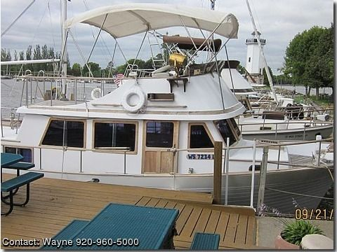 Albin 36 Trawler For Sale for Sale in Fond Du Lac, WI 54935 - iboats.com