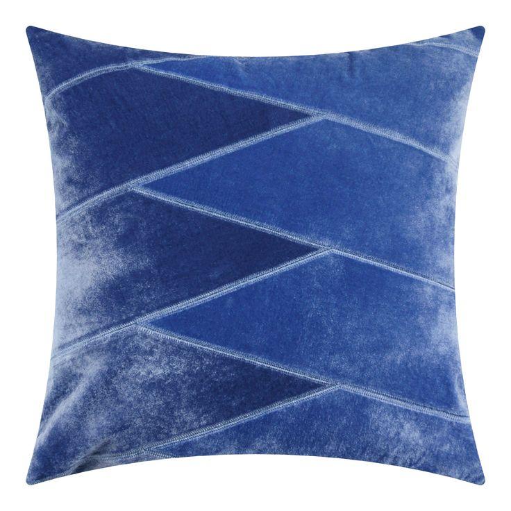 Twine in porcelain blue, 50x50cm