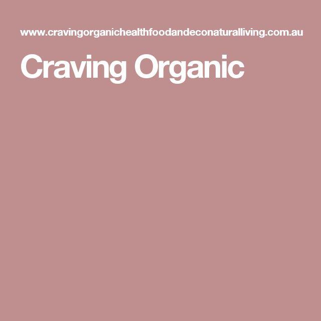Craving Organic