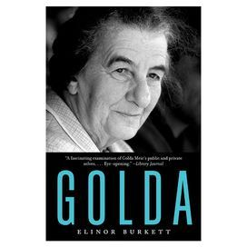 This captivating biography paints a vivid portrait of Golda Meir, the Western world's first female head of state and one of modern history's most influential figures.