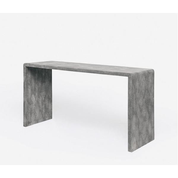 Made Goods Jovan Kabibe Console Table Consoles Metal Base