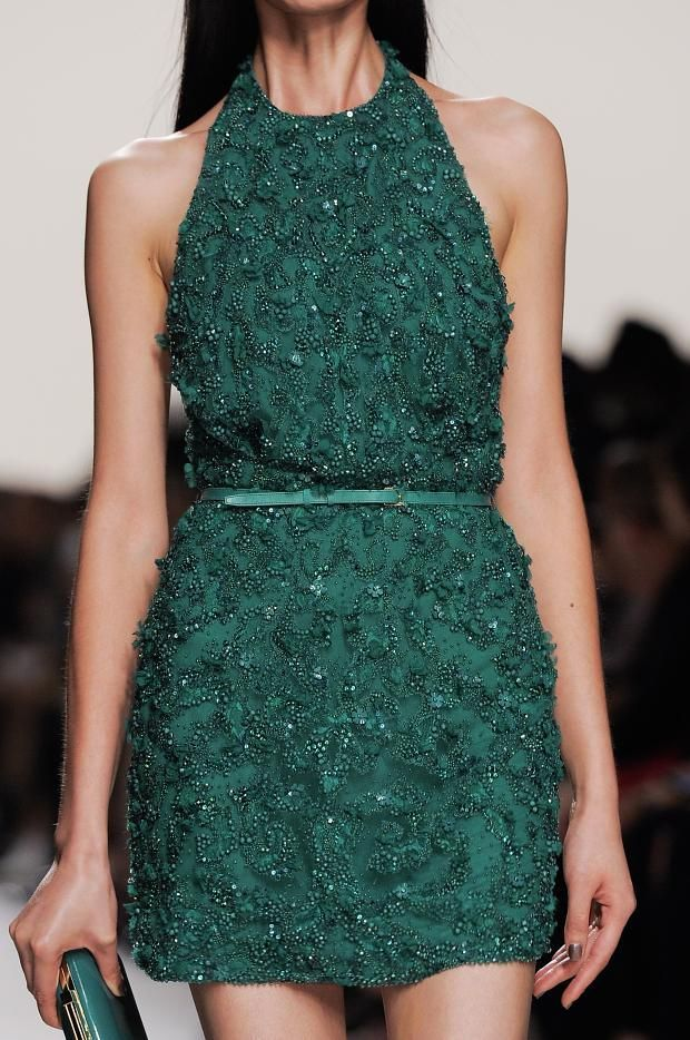 ELIE SAAB SPRING SUMMER 2014 COLLECTION
