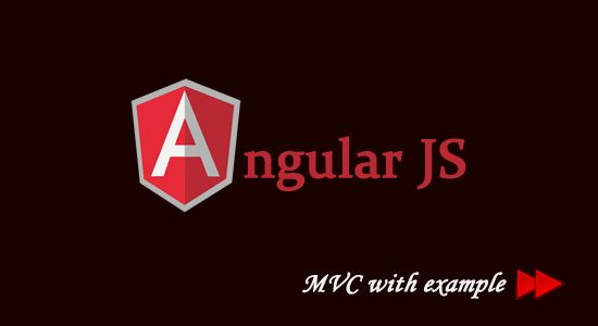 Angular JS MVC Architecture with example