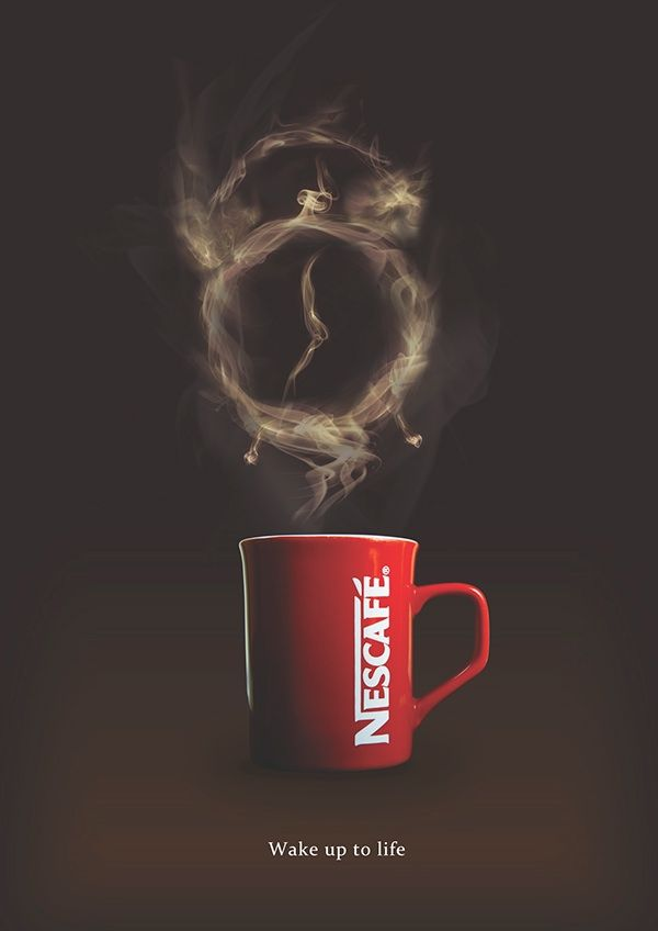 Nescafe Coffee Ad