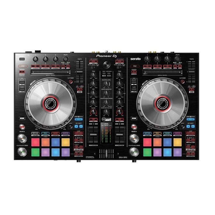 Pioneer: DDJ-SR2 Performance DJ Controller