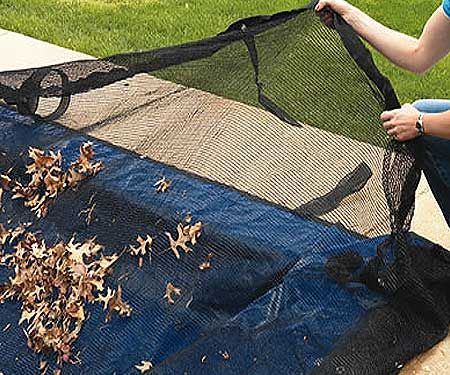Leaf Nets for InGround Swimming Pools