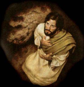 IMAGENES RELIGIOSAS: Imágenes de Jesús orando