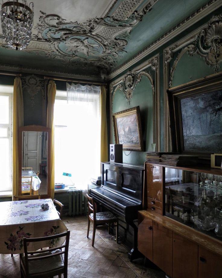 питерские квартиры в старых домах фото это существительное