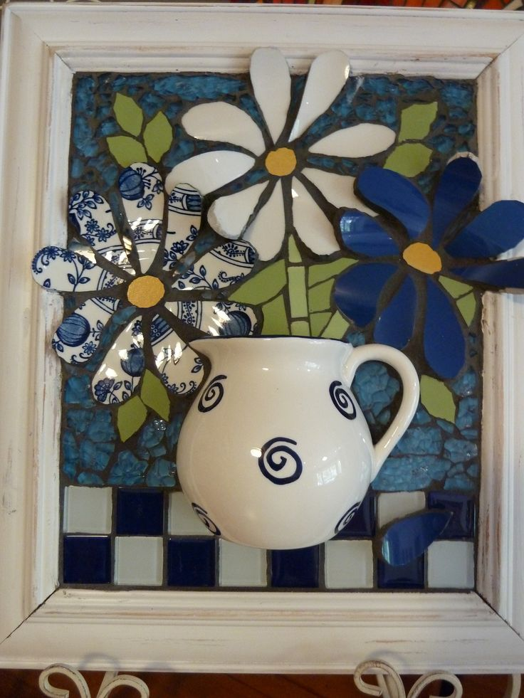 Blue and White Daisies   by Joolz21 (julie)