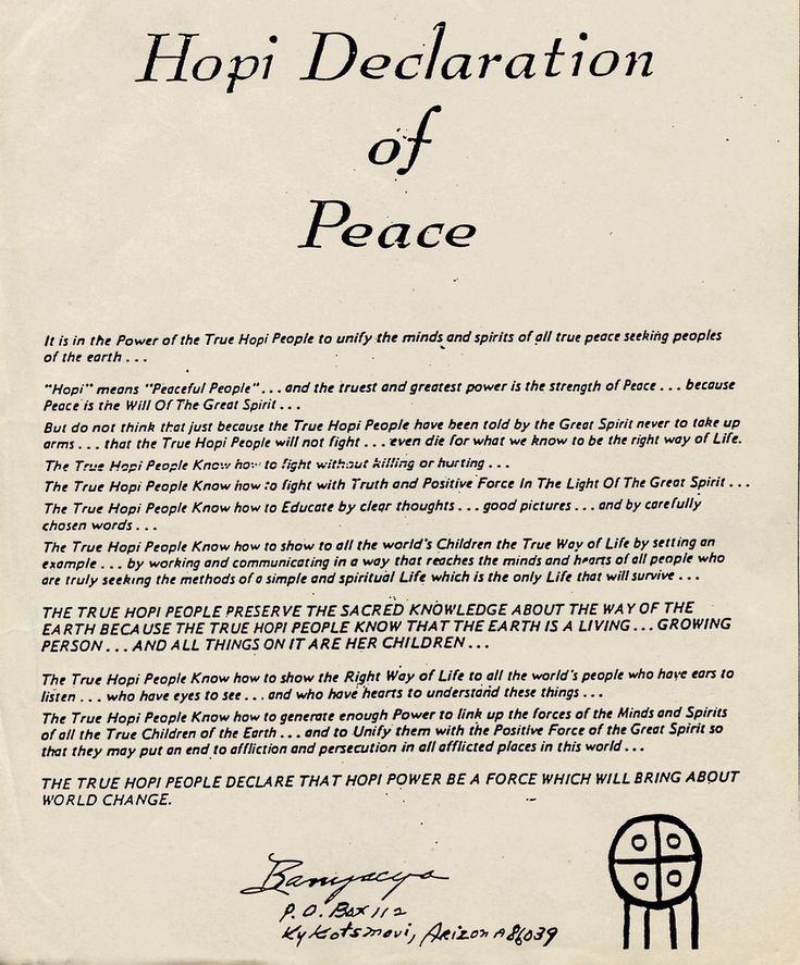 Η ΑΠΟΚΑΛΥΨΗ ΤΟΥ ΕΝΑΤΟΥ ΚΥΜΑΤΟΣ: Η ομιλία του Ινδιάνου THOMAS BANYACYA στον ΟΗΕ... ...