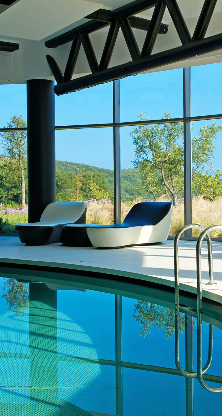 56 best Swimming pools images on Pinterest | Architecture, Indoor ...