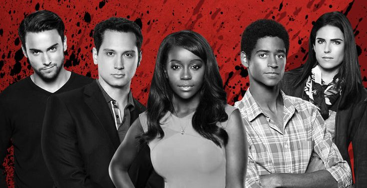 """The Keating Five Get Candid About """"How To Get Away With Murder"""""""
