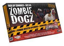 Zombicide Box of Zombies: Zombie Dogz