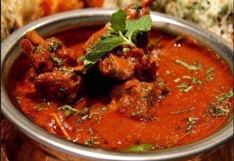 Indian Lamb Curry (Lamb Roghan Gosht)