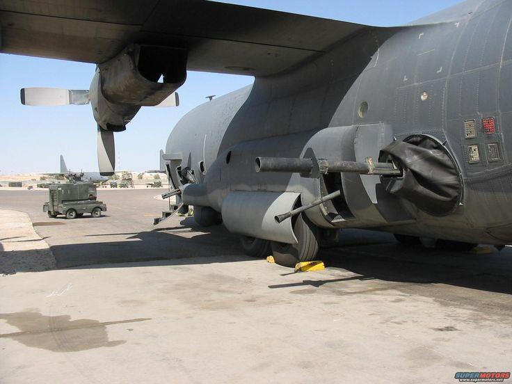 C-130 Hercules Gunship