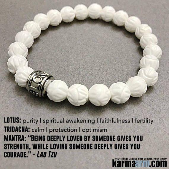 In #Buddhism the #lotus is known to be associated with purity, spiritual awakening and faithfulness.♛ #BEADED #Yoga #Charm #BRACELETS #Mens #Good #Luck #womens #Jewelry #Crystals #Energy #gifts #Chakra #Healing #Kundalini #Law #Attraction #LOA #Love #Mala #Meditation #prayer #Reiki #mindfulness #wisdom #CrystalEnergy #Spiritual #friendship #Tony #Robbins #Stacks #Lucky #Mantra #Fertility #Eckhart #Tolle #timesup #metoo #Buddha #Buddhist #DalaiLama #OM