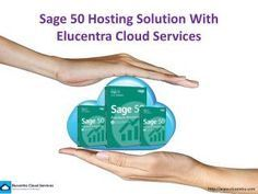 Our Sage 50 hosted services provide exceptional ERP and CRM solutions for businesses to boost up productivity and sales volume along with helping you establish long-term relationships with your clients.