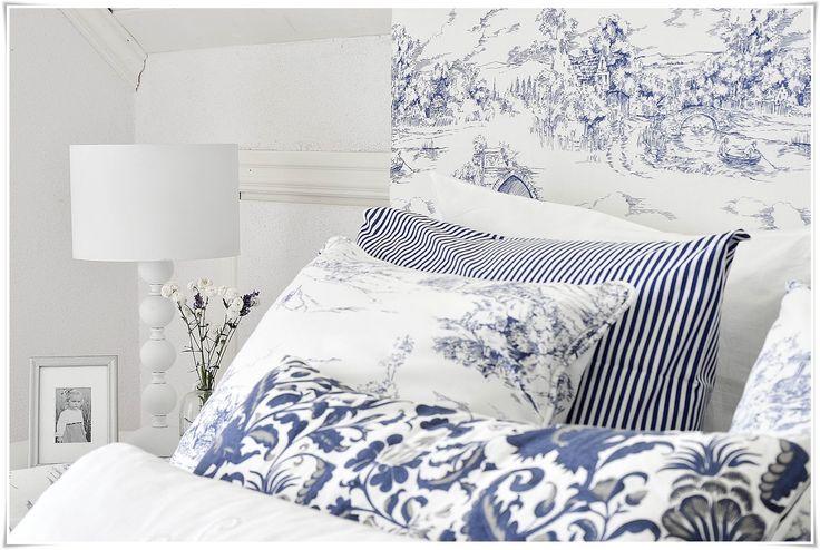 sovrum i blått - Sök på Google