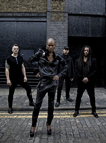 Skunk Anansie: amazing music, formidable energy. And drive.