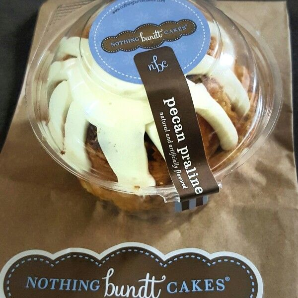 The new Nothing Bundt Cake location in Cedar Hill.