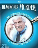 Diagnosis Murder: The Complete Collection [Blu-ray] [27 Discs]