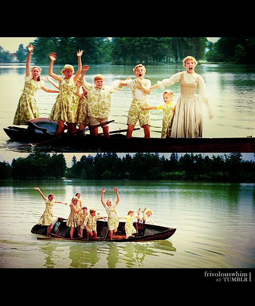 The Sound of Music: Oh, Captain! You're home!