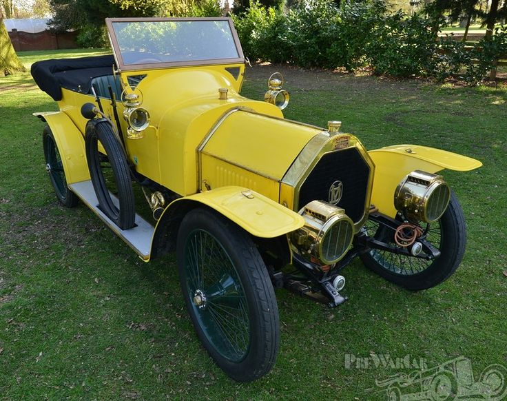 Vinot-Deguingand Al Tourer Tourer 1911 for sale