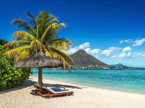 Ilhas Maurício, África – As Ilhas Maurício se situam entre a África e Ásia e estão a aproximadamente... - Shutterstock