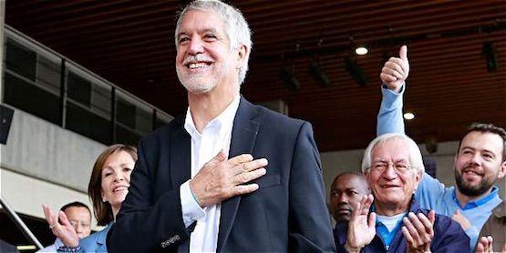 Enrique Peñalosa nuevo alcalde electo de Bogotá