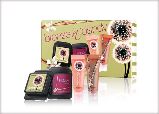 Benefit Cosmetics - bronze n dandy #benefitgals