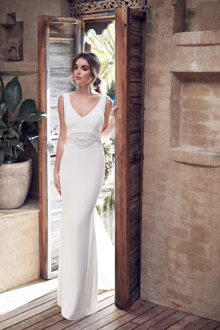 Quiz Which Wedding Dress Style From Anna Campbell S Wander Collection Best Fits Your Personal Dresses Pinterest