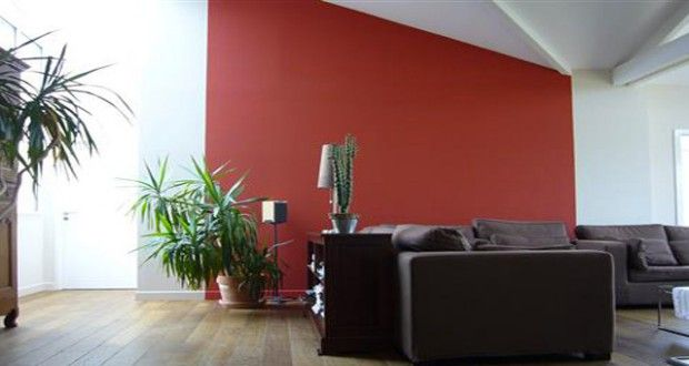 Chambre Rustique Moderne : Peinture salon  Simulateur couleur peinture salon et chambre  Déco